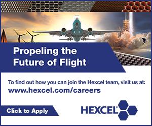 Hexcel Geo-Targeted Ad