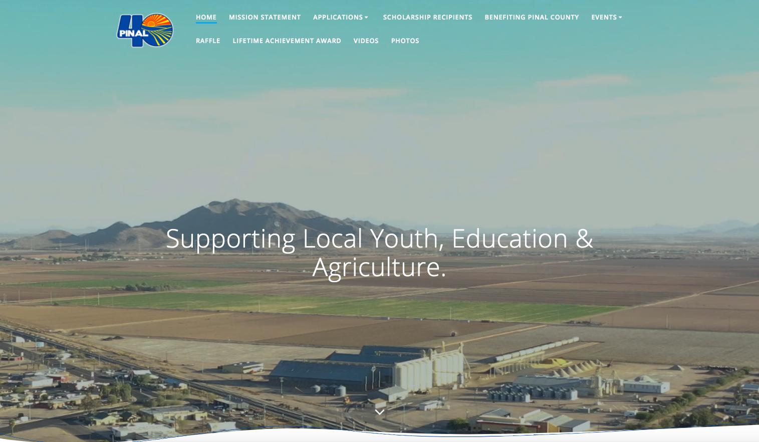 Pinal 40 website