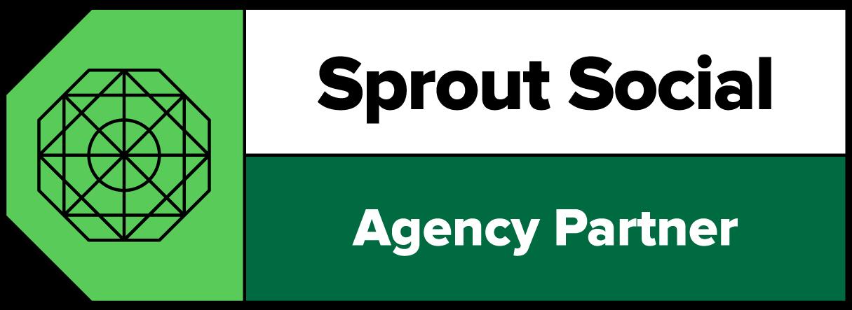 Sprout Agency Partner logo Blossom