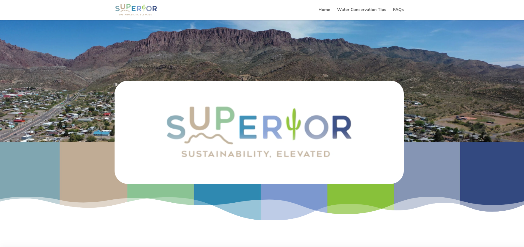 Superior Sustainability Elevated website